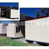 Dry Container Type and ISO9001 Certification Marine Empty /Prefab house