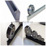 T type linear guide rail T1 T2 T3 T4 V-90 degree black single edge track/single edge linear rail/ T linear rail/W track /W guide