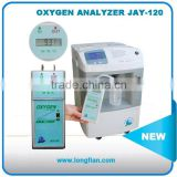 LCD display oxygen measurement device JAY-120
