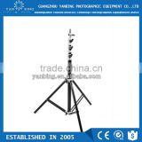 Factory supply multi-function 2.8m flexible air cushion light stand with enlarging diameter