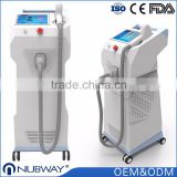 12 hours non-stop continue working 808nm diode laser permanent hair removal with 10 layer laser bars