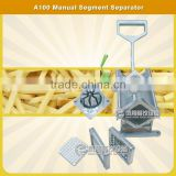 Mannual Potato Chipper Homeuse Potato Chip Machine Carrot Chipper for Home