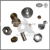 OEM cnc machining stainless steel parts for lawn mower