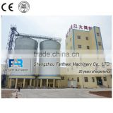1500 Tons Wheat Grain Storage Silo Bins
