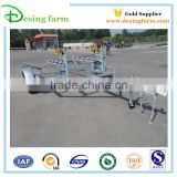OEM factory New design Galvanized manual winch for boat trailer