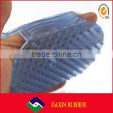 innovative and practical household silicone promotional bath gloves