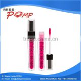LX1773 Waterproof long lasting private label wholesale make your own lip gloss