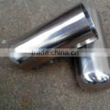 exporting polished stainless steel crucibles