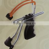 Outdoor Slingshot/ Folding Slingshot/Catapult/powerful slingshot/folding slingshot