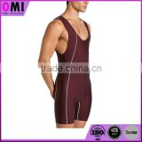 100% spandex heat transfer chase deer lux sublimation weightlifting powerlifting basketball byc running men underwear singlet