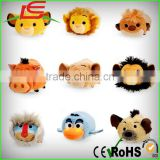 Wholesale Plush Stuff Lion Wild Boar Mini Cartoon Toy Small Doll