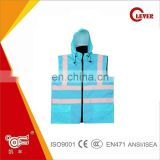 Safety reflective motorcycle jacket for road safety KF-057
