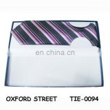 Men's Fashion 100% Silk Necktie