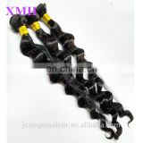 Top grade 8a virgin 100% human hair brazilian loose deep wave hair weave soft and smooth no tangle no shedding