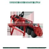 Farm machinery mini tractor rotary disc tillage plow
