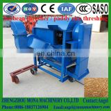 Mini-scale home used rice wheat thresher with factory price