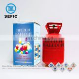 Shanghai Original Supplier Birthday Party Stage Decorations Supplies Helium Cylinder canister Helium Tank for Balloons