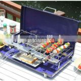 New Design Folding Portable Gas Barbeque Grills
