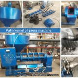 Palm Kernel Oil Expeller Machinery and Other Processing Equipment Used in Palm Kernel Oil Mill Plant