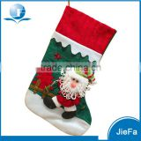 2016 Wholesale customized baby boy christmas stocking