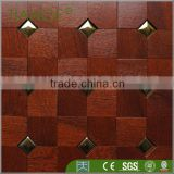 Meeting room interior design decorative board