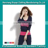 Alibaba custom apparel, wholesale Tennis woman wear ,fashion woman clothing bulk buy from china