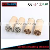 MANUFACTURER SUPPLIED 99% ALUMINA 100.193 HOT AIR GUN SWEDEN HEATING WIRE CERAMIC HEATER CORE HEATING ELEMENT
