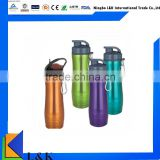 800ML stainless steel sport water bottle/drinking water bottle/water bottle sport