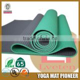 Natural Fitness Floor Exercise jade yoga mat anti slip