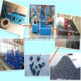 low price quality Used tires processing equipment / Tire recycling equipment prices / waste tire recycling rubber powder machine