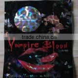 hot sell herbal-incense spice packing/ smoke potpourri zipper bag/ insence smell packaging