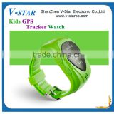 City Walk kids gsm gps tracker watch Tracker Device Watch Double Locate Remote Monitor SOS Function