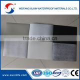 1.5mm thickness Longlife use self adhesive pvc decoration film for wall panel for roof basement waterproofing