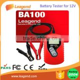 12V 24V Digital Car Battery Load Tester for Wet VRLA MF SMF AGM GEL EFB Cell 2000CCA