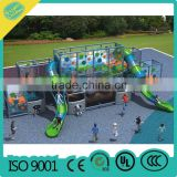 2016 High quality and hot sale outdoor climbing equipment kids climing facility