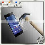 No bubble best price super guard anti-shock lcd screen protector for Sony Xperia Z2 Tablet