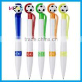 Various Designs Sports Ball Basketball Soccer Football Tennis Ball Plastic Ballpoint Pens