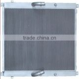 330B,E330B Hydraulic Oil Cooler,Coe As,330B L; 330B LN;engine 3306,Aluminum Bar,Aluminum plate,Heat Exchanger,124-1763