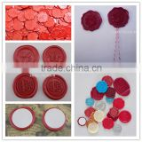 hot sale Eco-friendly self adhesive sealing wax stickers for decoration
