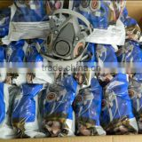 100% original 3M 6200 3M half face mask 3m safety gas mask 3M anti gas mask English package made in Poland