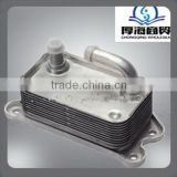 oil cooler for Volvo Oil Cooler 31201909 For Volvo also supply industrial aluminum water oil cooler