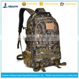 Waterproof canvas tactical military backpack camouflage backpack pattern                                                                         Quality Choice