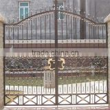 Wrought Iron Gate Design High Quality Beautiful Wrought Iron Gate