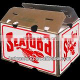 Better Waxed Corrugated Box For Seafood