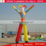 Beautiful double leg inflatable air dancer / sky dancer for advertising and ceremonies
