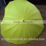 16K red china wholesale cheap heart shape umbrella