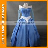 PGWC2592 Sleeping beauty princess dresses sleeping beauty costumes girls evening party dress
