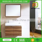 Top Quality Plywood Bathroom Cabinets vanity made in china