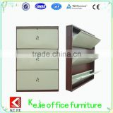 latest shoe shop display rackwooden shoe cabinet wall shoe rack metal rolling shoes rack in alibaba