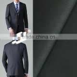 SDL310572 Resistance Wrinkle Twill Wool Polyester Rayon fabric for men's wedding suit